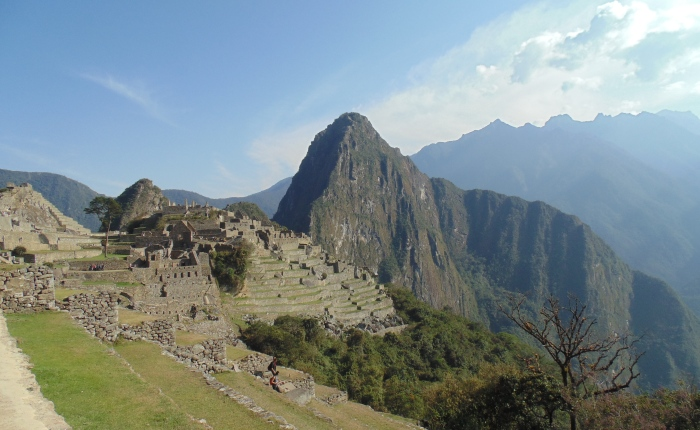 How hiking the Inca Trail made me a wealthier chick