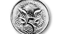5 cent piece